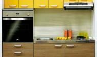 crno bele kuhinje